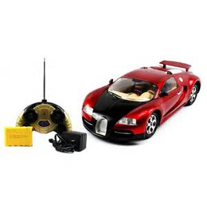 Bugatti Remote Cars Yugster Bugatti Veyron 1 14 Remote Car