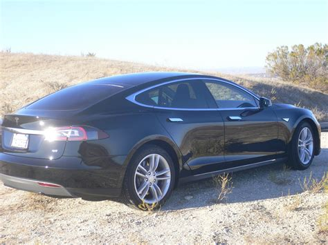 Base Price Tesla Model S 2013 Tesla Model S Exterior Pictures Cargurus