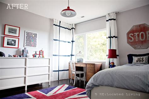 cool white bedrooms big boy s red white and cool room project nursery