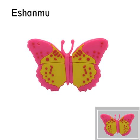 Flashdisk Jewelry Butterfly 8gb butterfly memory stick promotion shop for promotional