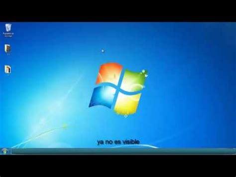 ver imagenes ocultas windows 7 como ver carpetas ocultas en windows 7 youtube