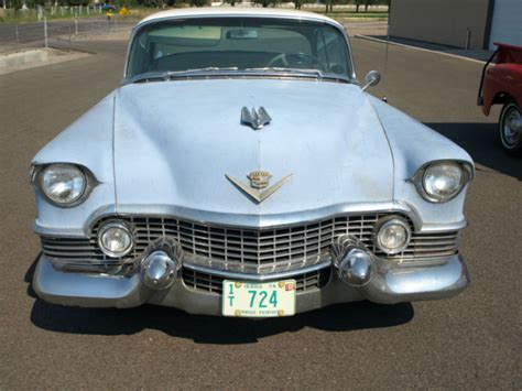 1954 cadillac 2 door coupe