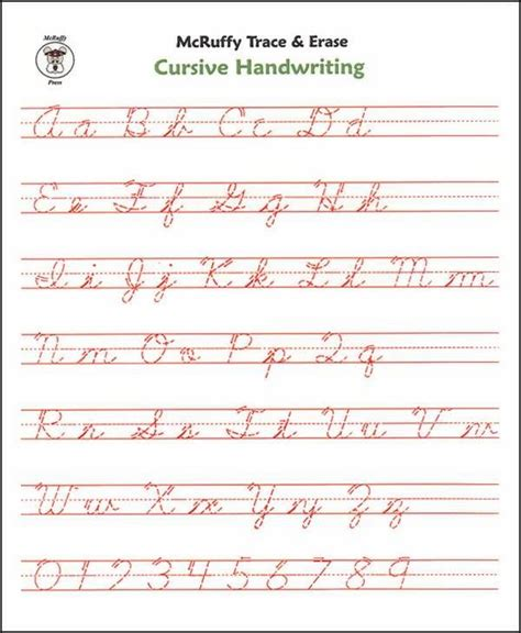 handwriting practice worksheet hand writing