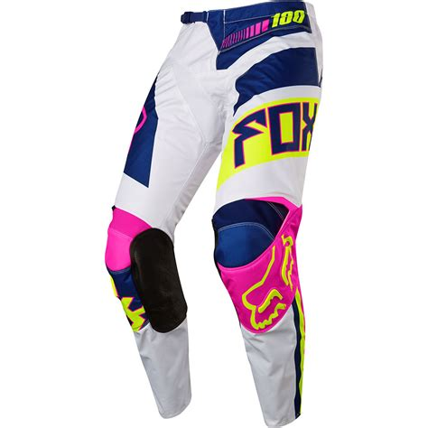 white motocross fox racing 2017 mx gear new 180 falcon navy white pink