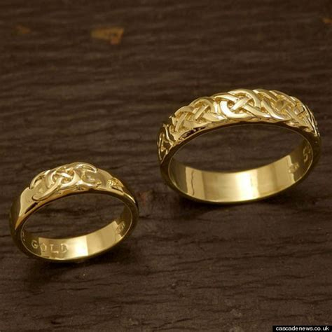 groom goes all 1849 and pans for gold to create wedding