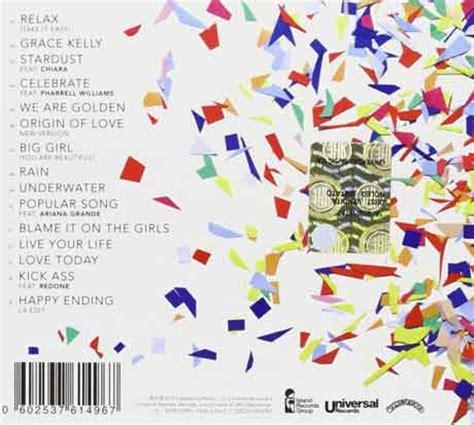 relax take it easy testo songbook vol 1 tracklist album 2013 nuove canzoni