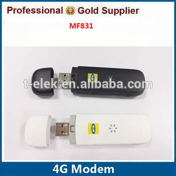 Modem 4g Lte Zte Mf831 selling zte mf831 4g dongle 2 external antenna port