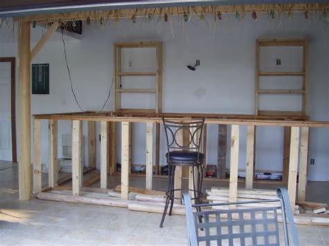 building  mini bar  garage converting garage