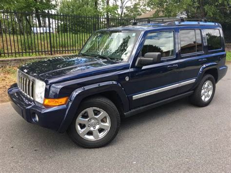 car repair manual download 2006 jeep commander engine control 2006 jeep commander limited in little ferry nj daytona auto sales