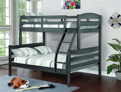wood bunk beds twin over full nice twin over full wood bunk bed sorrentos bistro home