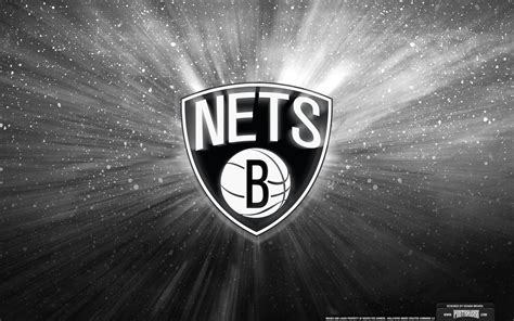 brooklyn nets logo wallpaper posterizes nba wallpapers