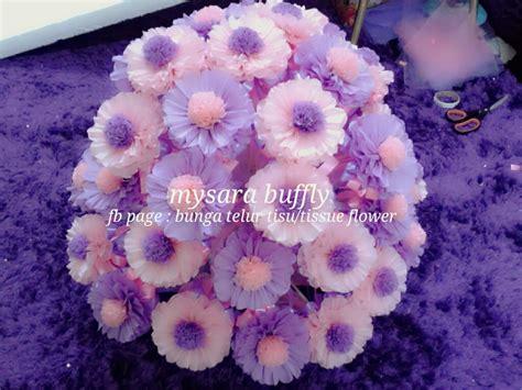 by bunga tisu tissue flower at 11 40 gubahan hantaran bunga tisu mysara buffly tempahan bunga telur tisu daisy dari ain
