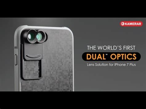 kamerar zoom lens kit for iphone 7 plus