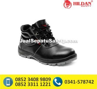 Sepatu Cheetah 3106 safety shoes cheetah 3106 semi boot harga pabrik bersaing