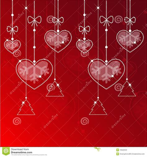 imagenes de navidad i amor la navidad y amor ilustraci 243 n del vector imagen de