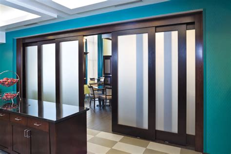 How To Move A Through A Door by Ce Center Innovate With Sliding Door And Wall Systems