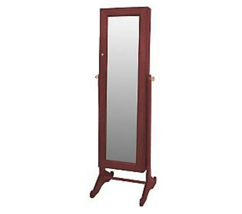 qvc jewelry armoire mirrored jewelry armoire from qvc qvc pinterest