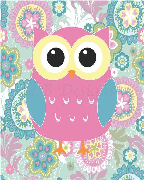 colorful cartoon owl wallpapers wide yodobi
