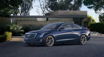 Cadillac Doors 2015 Cadillac Ats Coupe Gm Authority