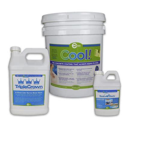 cool pool deck coating bundle concrete surface paint encore