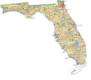 Map Florida by Florida Map Map Of Florida Pictures To Pin On Pinterest