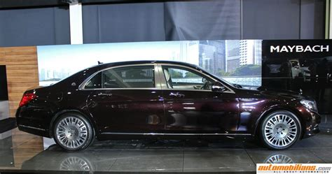 mercedes maybach s600 launched in india at rs 2 60 crores