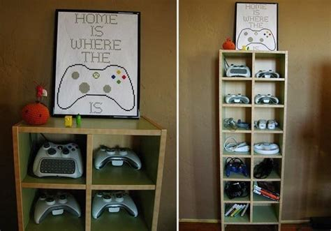 game storage ideas video game storage ideas design dazzle