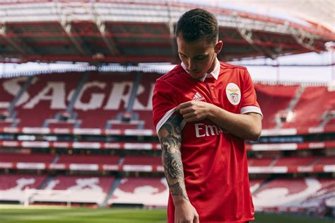 Home Design Inspiration Instagram Benfica 17 18 Home Kit Revealed Footy Headlines