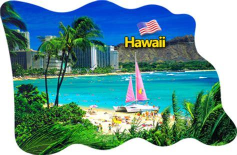 Souvenir Amerika Tempelan Magnet Hawai Waikiki hawaii usa amerika fridge magnet flagge fahne epoxid reise souvenir ebay