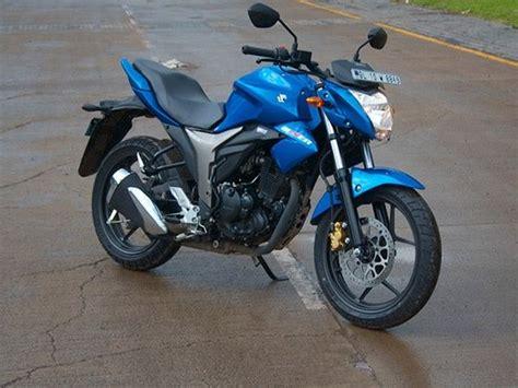 New Suzuki Bike Gixxer Suzuki Gixxer Ride Review Zigwheels