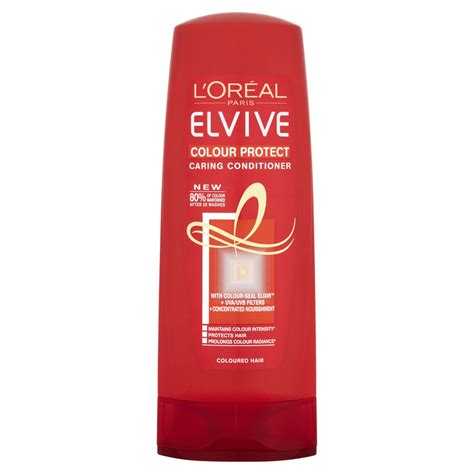 Conditioner Loreal l oreal elvive colour protect coloured hair conditioner