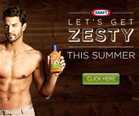 Kraft Sweepstakes - kraft let s get zesty this summer sweepstakes enter to win 2 500