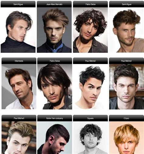 types of head for haircuts mens hair styles men s hairstyle pinterest different