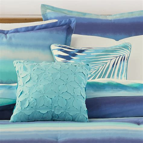 Blue Ombre Comforter by Designer Bedding Bedding Sets Stores Duvet Covers Bed
