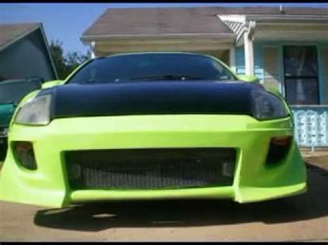 modified 2000 mitsubishi eclipse 2000 mitsubishi eclipse gt modified
