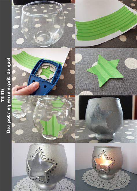 Decoration De Noel Pot En Verre by Comment Decorer Des Pots En Verre Pour Noel