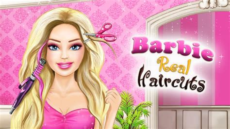 barbie haircut games to play barbie dress up games makeup games hair cutting games 2016