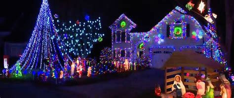 christmas lights go forward