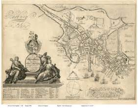 Old Map Of Boston by Old Maps Of Boston