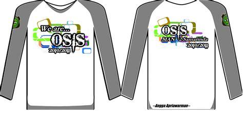 desain baju persatuan keren design kaos osis man 2 samarinda 2010 2011 osis man 2