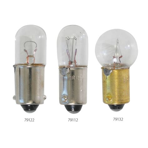 1893 1891 1895 Miniature Replacement Light Bulbs Replacement Light Bulbs