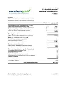 home design estimate website design cost estimate localadz