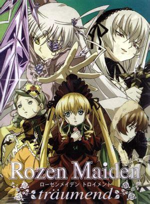 مطلوب ترجمة rozen maiden traumend ( الموسم الثاني