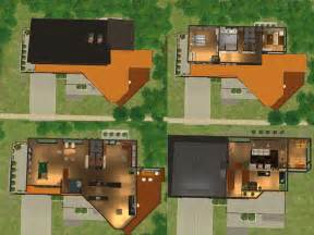 Hoke House Floor Plan Mod The Sims Twilight Cullen House