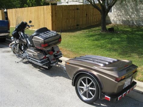 Harley Davidson Deals by Harley Davidson W Trailer Touring Package Deal
