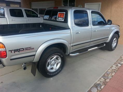 2004 Toyota Tacoma Towing Capacity 2004 Toyota Tacoma 4x4 Trd Used For Sale Html Autos Weblog