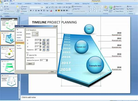 customizing project templates how to customize timeline project planning template in