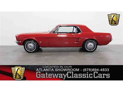 1967 ford mustang for sale on classiccars 1967 ford mustang for sale classiccars cc 973052