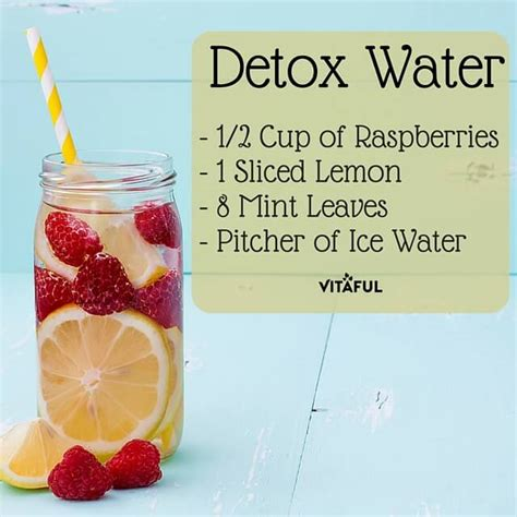Detox With Lemon Water Recipe by 11 Delicious Detox Water Recipes Your Will