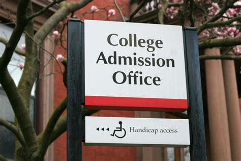 Admissions Office by The Admissions Process What Are Colleges Looking For